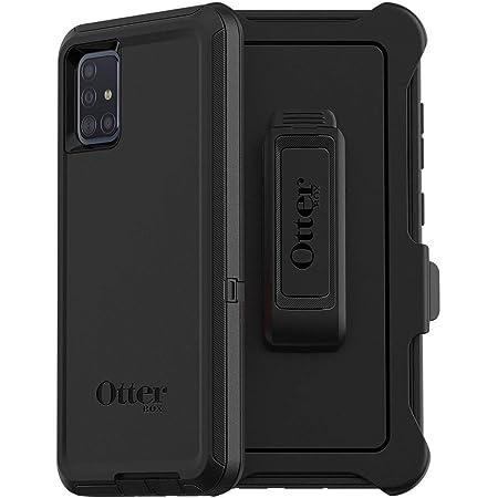 Otterbox Defender Series Schutzhülle Für Samsung Galaxy A51 Ohne 5g Schwarz Elektronik