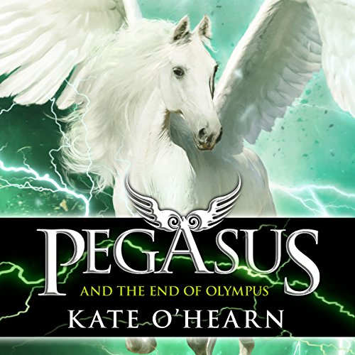 Pegasus and the End of Olympus audiobook cover art