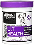 Vibrant Companions - U.T. Health, A Natural Solution for Urinary Tract Issues In Dogs & Cats, 2.02 oz
