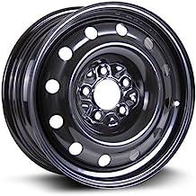 RTX، Rim Steel، چرخ جدید Aftermarket، 16X6.5، 5X114.3، 71.5، 40، مشکی X99128N