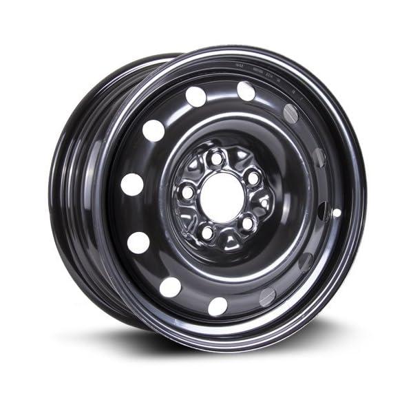 RTX-Steel-Rim-New-Aftermarket-Wheel-16X65-5X1143-715-40-black-finish-X99128N
