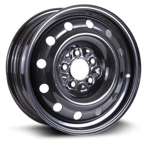 RTX, Steel Rim, New Aftermarket Wheel, 16X6.5, 5X114.3, 71.5, 40,...