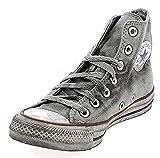 Converse CT AS HI Canvas LTD Zapatos Deportivos Unisex Gris 156885C