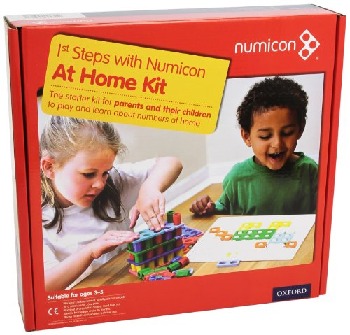Numicon First Steps With Numicon At Home Kit