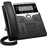 Cisco TAA Ip Phone 7841 Charcoal Standard Handset 4-Line 3.5' CP-7841-K9++=