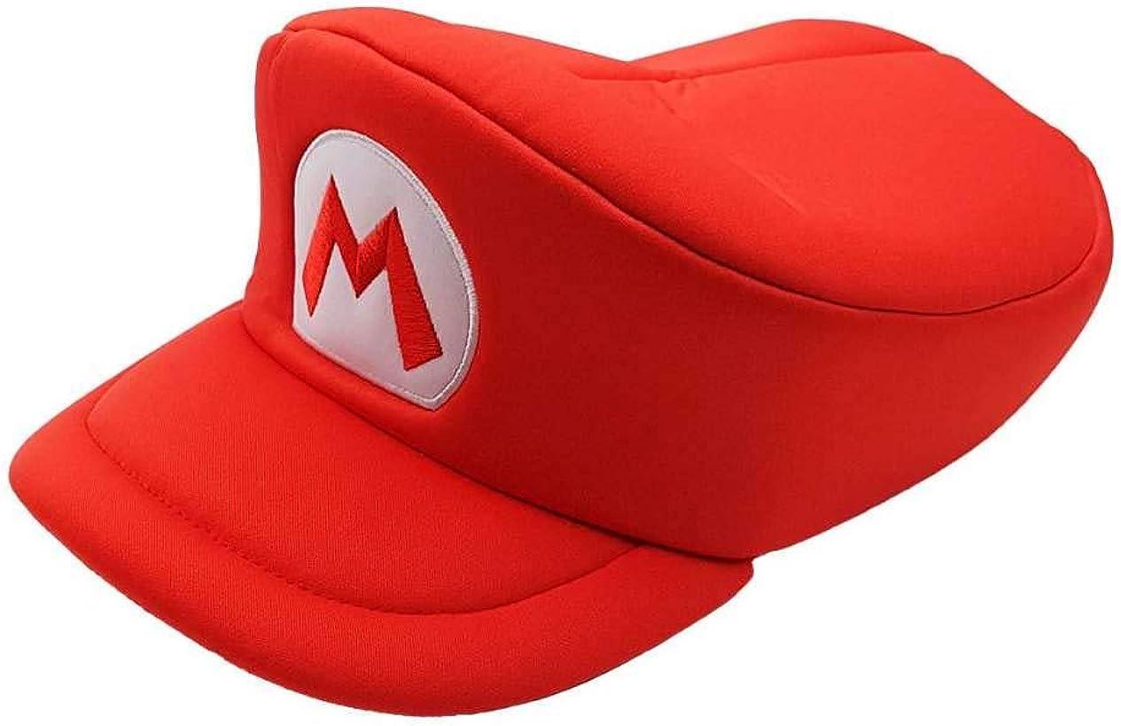Bioworld Super Mario Cosplay Hat Red