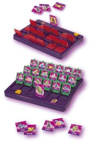 Simba 105958882 - Filly Remember Me Spiel,18 Karten mit lustigen Filly-Pferde-Motiven