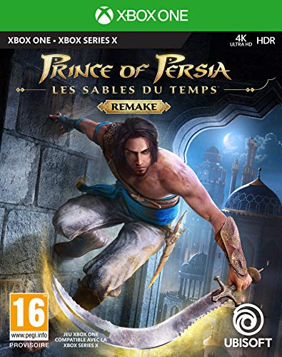 Prince Of Persia : Les Sables Du Temps Remake