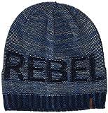 Barts Unisex Baby Rebel Baskenmütze, Blau (Navy 3), One Size