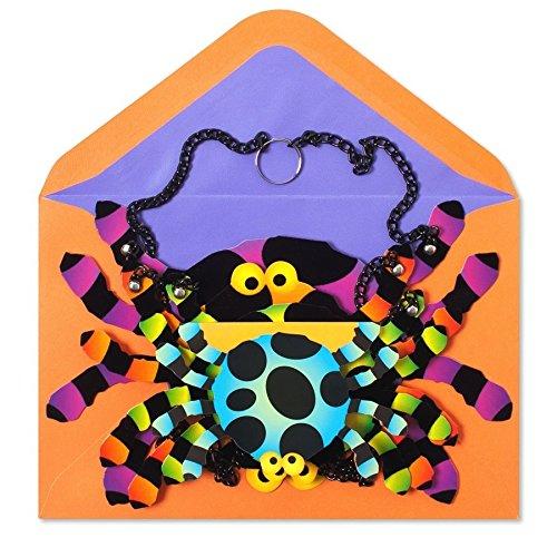 Papyrus Halloween Cards Decorative Spider Mobile, 1 Ea