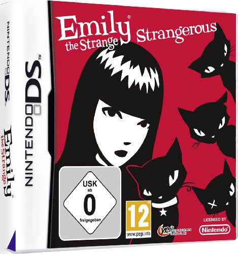 Emily the Strange: Strangerous [Importación alemana]