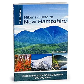 Paperback Hiker's Guide to New Hampshire: 200 Day Hikes Book