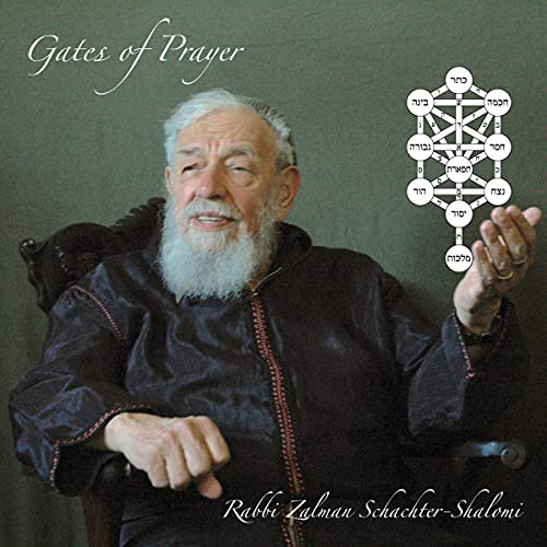 The Gates of Prayer Audiobook By Zalman Schachter-Shalomi cover art