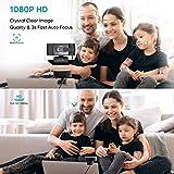 Zoom IMG-2 2021 webcam pc con microfono
