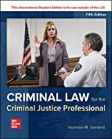 ISE Criminal Law for the Criminal Justice Professional