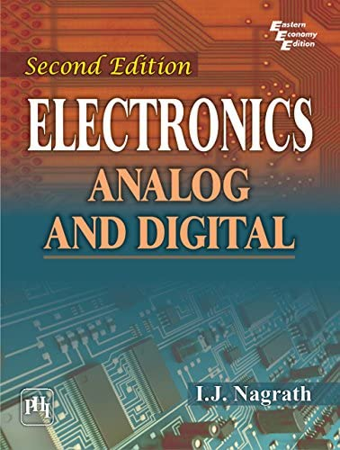 ELECTRONICS Analog and Digital product image
