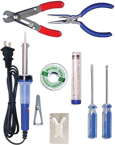 muy popular Kit de herramientas de arranque técnico técnico técnico electrónico, 9 piezas.  ventas en linea