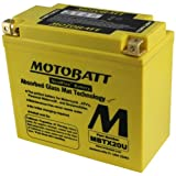 MotoBatt MBTX20U Lead_Acid_Battery