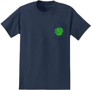 Koloa Surf Pocket Tees Graphic Heavyweight Cotton T-Shirts, Regular, Big & Tall