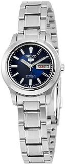 Seiko Women's SYMD93K1 Seiko 5 Automatic Blue Dial Stainless Steel Watch
