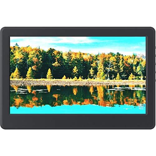 Gechic 1102E Monitor Prtátil 11.6 FHD 1080P con entradas HDMI VGA, Alimentado...