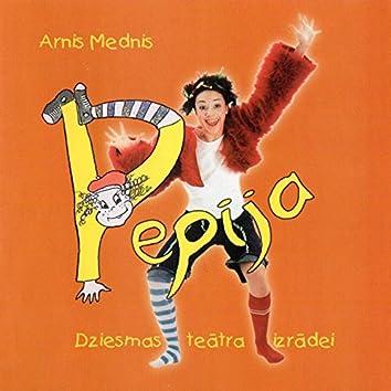 Pepija - Dziesmas teātra izrādei