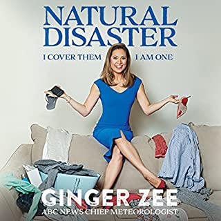 Natural Disaster audiobook cover art