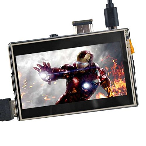 OSOYOO Touchscreen LCD-Monitor HDMI Display 3,5