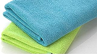 Sobby Large Microfiber Cleaning Cloths for Cars Home Furniture (40 x 60 cm Set of 2