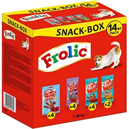 Frolic Doggo Snack - Treat Box