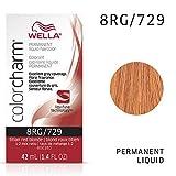 Wella Color Charm Blonde Permanent Liquid Hair Color