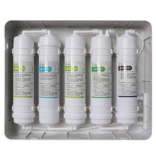 Tipo caja 5-étape ultra-filtration sous-éviers purificador de agua ...
