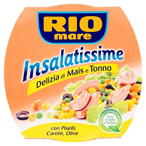 Rio Mare Insalatissime delizia di Mais e Tonno, 160g