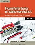 Documentación técnica en instalaciones eléctricas 2.ª edición