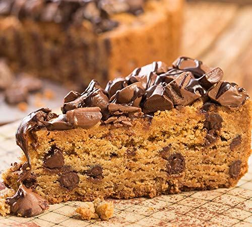 10' Chocolate Chip Deep Dish Cookie Pie