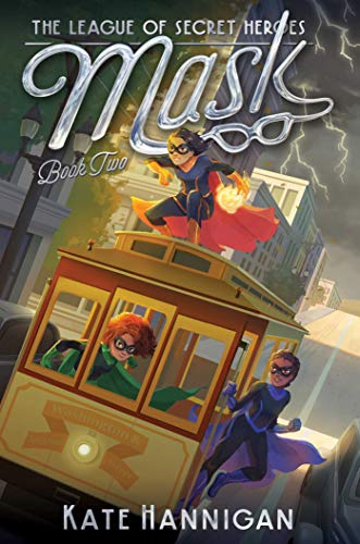 Mask, Volume 2 (League of Secret Heroes)