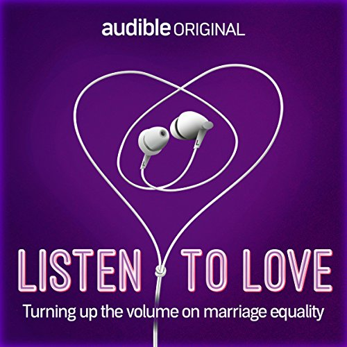 Listen to Love audiobook cover art