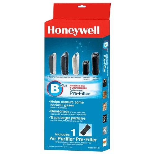 HONEYWELL Kaz Usa HRF-B1Premium Odor-Reducing Air Purifier Pre-Filter 6