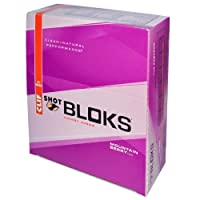 Clif Bar, Shot Bloks Energy Chews, Mountain Berry Flavor, 18 Packets, 2.1 oz (60 g) Per Packet