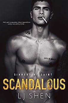 Scandalous (Sinners of Saint Book 4) (English Edition) par [L.J. Shen]