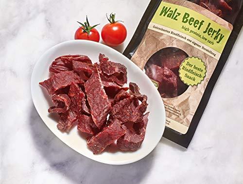 Walz Beef Jerky Gemischt 9 mal 100g eigene Herstellung in Deutschland