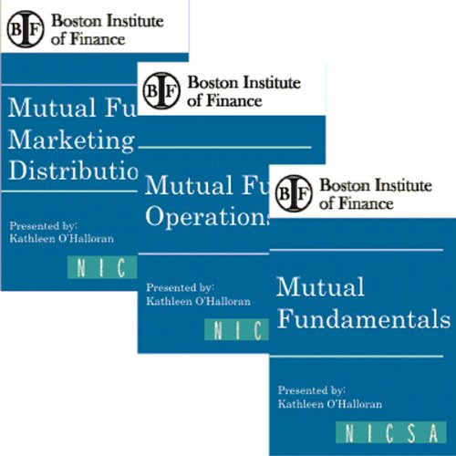 Mutual Fundamentals audiobook cover art