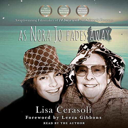 As Nora Jo Fades Away audiobook cover art