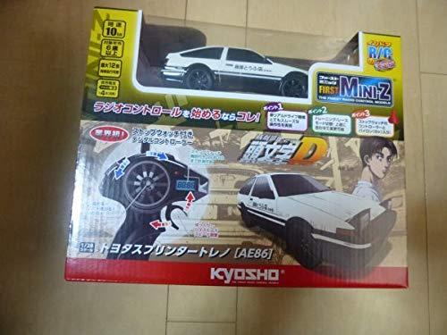 京商 First MINI-Z 頭文字D トヨタ スプリンタートレノ AE86...