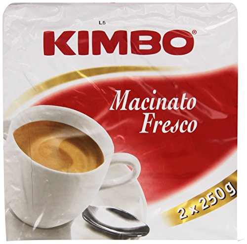 Kimbo Caffe Macinato Fresco 250g x2