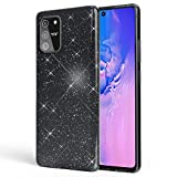 NALIA Glitter Cover compatible with Samsung Galaxy S10 Lite