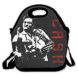 Johnny Cash el pájaro Casual ligero Universidad escuela mochila portátil bolsa de viaje...