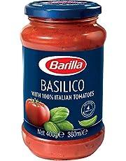 Barilla Basilico (Fesleğenli Domates) Makarna Sosu 400 G