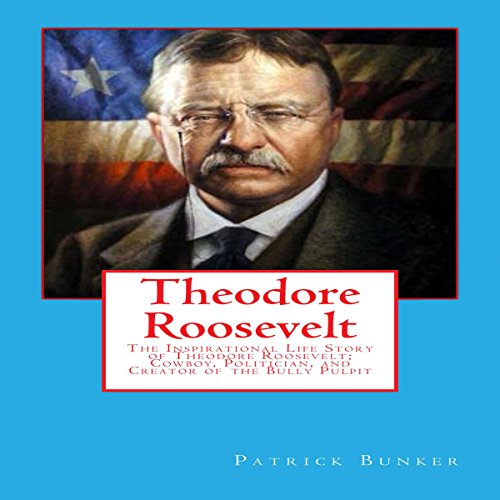 Theodore Roosevelt cover art