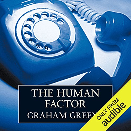 The Human Factor audiobook cover art